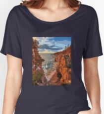 Acadia National Park at Maine Women's Relaxed Fit T-Shirt