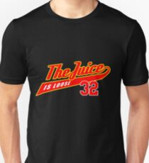 JUICE IS LOOSE 32 - ALL STAR AMERICAN FOOTBALL TEE  T-Shirt