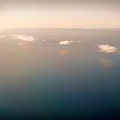 Cloud reflections  by Mel Brackstone