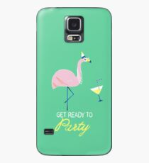 Get ready to party Coque et skin Samsung Galaxy