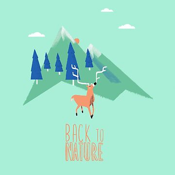 «Back to nature» par BabyKarot