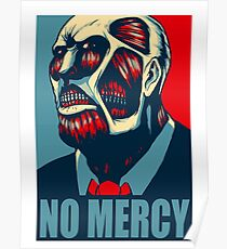 Colossal titan for president Poster