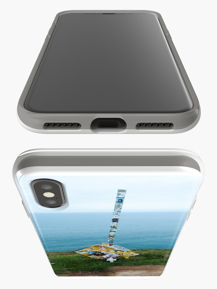 Alternate view of Howth Cliff Path Loop iPhone Case & Cover