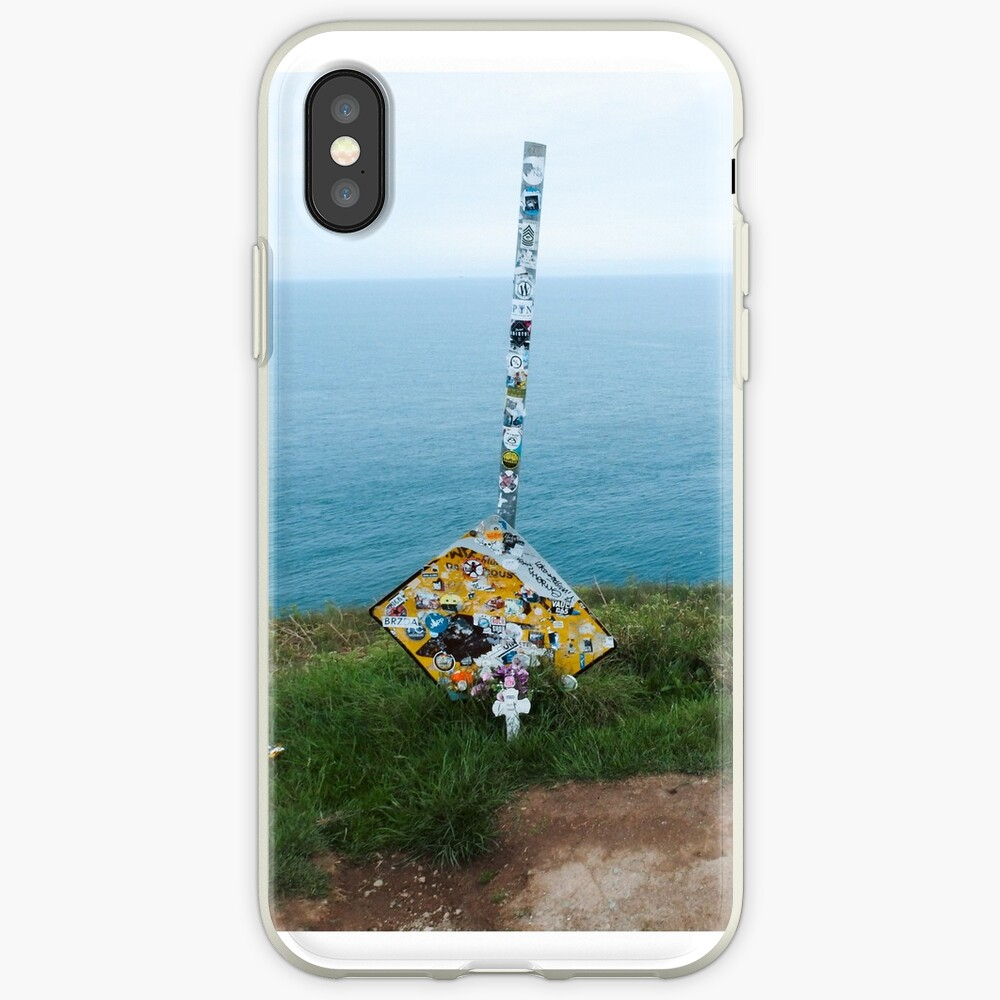 Howth Cliff Path Loop iPhone Case & Cover