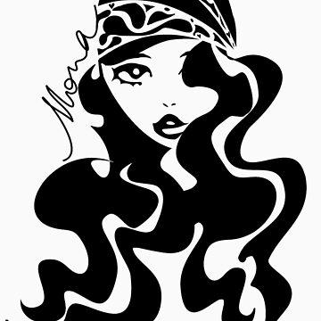 Mona Lisette by RUSTYROX12321