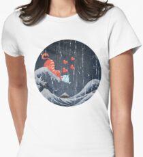 The Great Wave Off Kanagawa - True Love T-Shirt