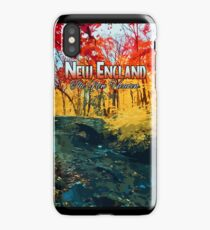New England - The New Heaven iPhone Case/Skin