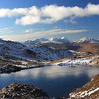 Torridon hills from Slioch by beavo