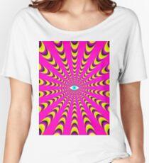 Evil Eye Women's Relaxed Fit T-Shirt
