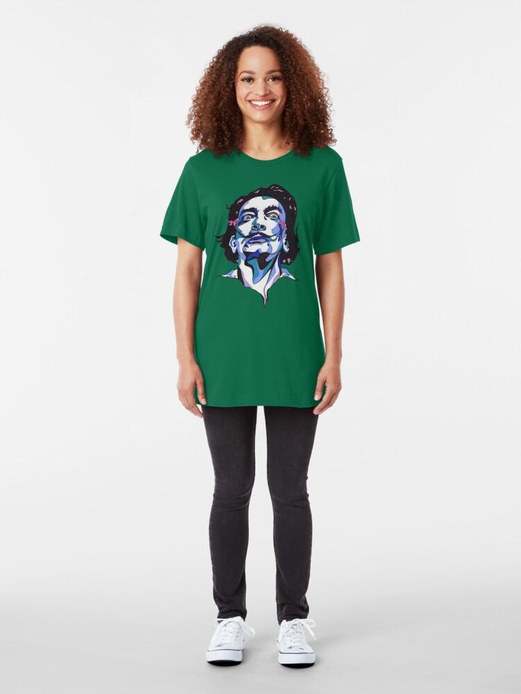 Alternate view of Salvador T-shirt Slim Fit T-Shirt