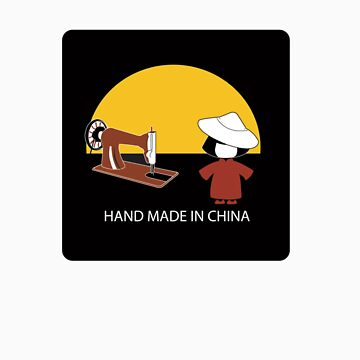 Hand Made in China by bleez