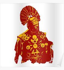 Roman Warrior - Centurion  Poster