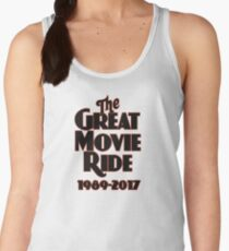 The Great Movie Ride Goodbye Women's Tank Top