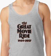 The Great Movie Ride Goodbye Tank Top