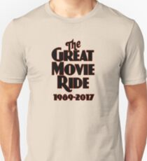 The Great Movie Ride Goodbye T-Shirt