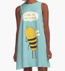 Confused Bee A-Line Dress