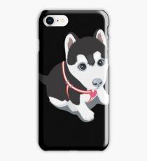 Siberian Husky Dog lover iPhone Case/Skin