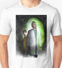 Rick and Morty - Live Action Concept Art Unisex T-Shirt