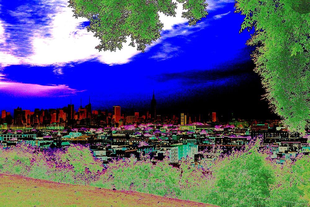 Manhattan by pmarella