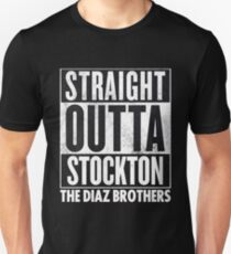 Straight Outta Stockton T-Shirt