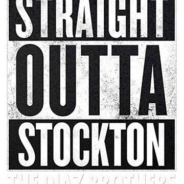 Straight Outta Stockton by MartialMania