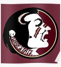 Florida State Seminoles Poster