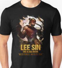 League of Legends LEE SIN - [The Blind Monk] T-Shirt