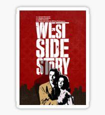WEST SIDE STORY Sticker