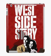 WEST SIDE STORY iPad Case/Skin