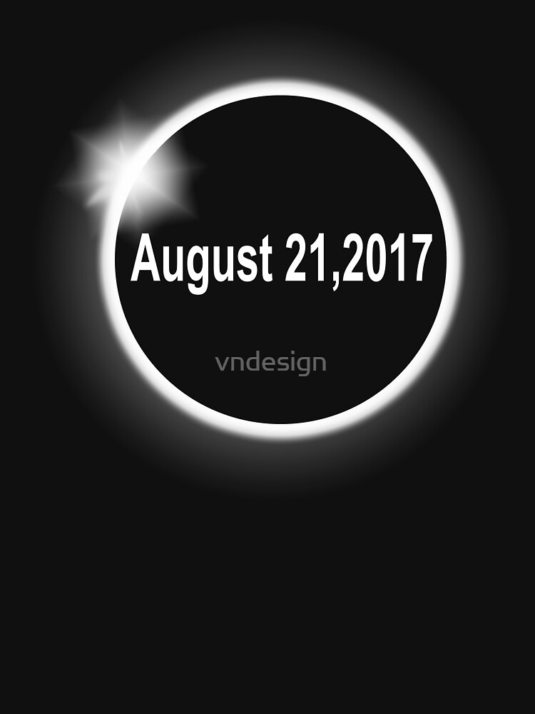 Total solar eclipse by vndesign