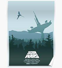 Star Wars Episode VI - The Return of the Jedi Poster