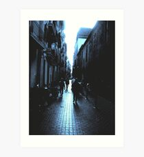 Majorca Art Print