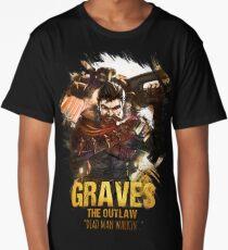 League of Legends GRAVES - [The Outlaw] Long T-Shirt