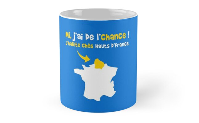 Mi, I'm lucky! I live in Hauts d'France. by humour-chti