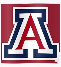 Arizona Wildcats Poster