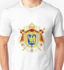 Vintage France Coat of Arms T-Shirt