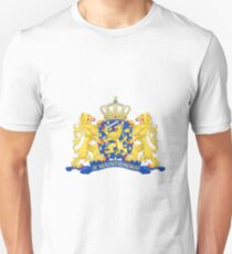 Netherlands Coat of Arms T-Shirt