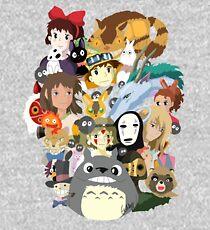 Studio Ghibli Kids Pullover Hoodie