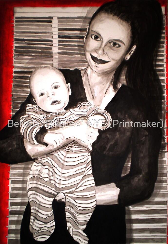 """My Great Big Baby Boy  by Belinda """"BillyLee"""" NYE (Printmaker)"""