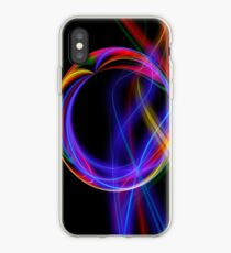 Abstract and Colorful Circle Phone Case Skin iPhone Case