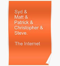 The Internet Poster