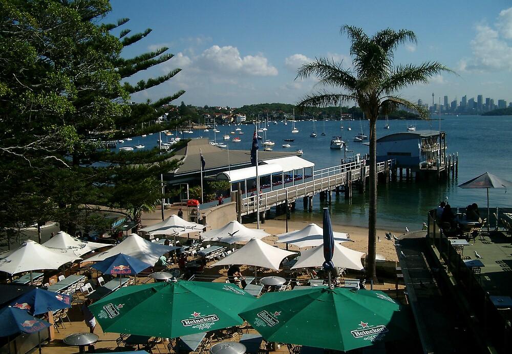 Watson's Bay, Sydney by William Mason