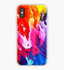 Abstract and Colorful Modern Art Phone Case Skin iPhone Case
