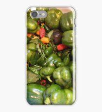 Pepper Mania iPhone Case/Skin