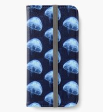 Flying jelly fish await! iPhone Wallet