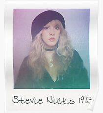 Stevie Nicks Tusk 1973 Poster