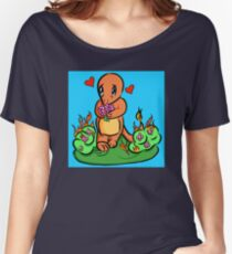 Charmander Love Women's Relaxed Fit T-Shirt