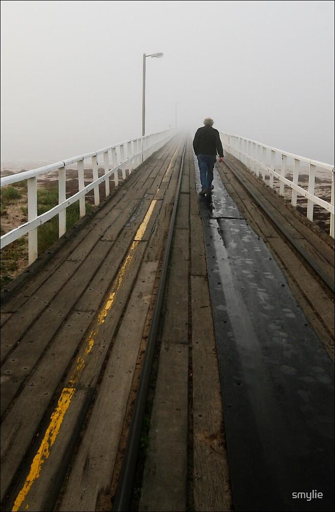 Towards the Fog by smylie