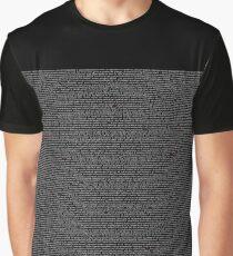 The Original Lorem Ipsum Graphic T-Shirt