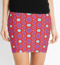 beauty and brains team up Mini Skirt
